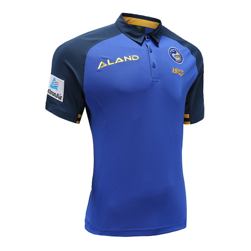 Parramatta Eels 2020 ISC Womens Media Polo