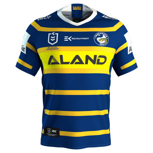 Parramatta Eels 2020 ISC Mens Alternate Jersey