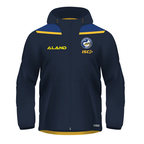 Parramatta Eels 2020 ISC Mens Coaches Jacket