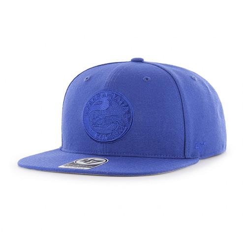 Parramatta Eels 47 Brand No Shot Captain Cap