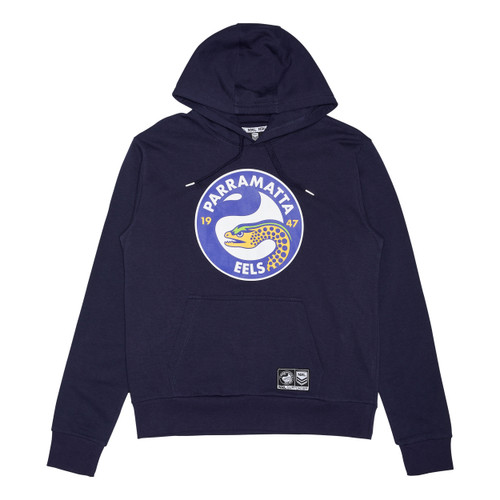 Parramatta Eels 2021 Outerstuff Mens Logo Oth Hoody