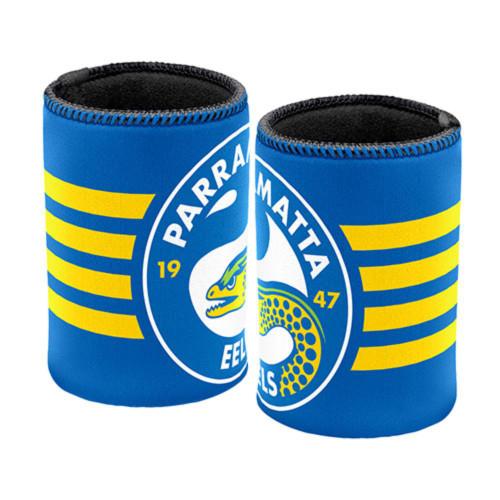 Parramatta Eels Stripe Logo Can Cooler