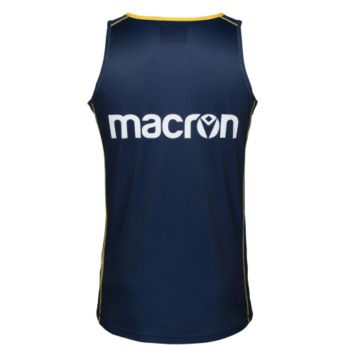 Parramatta Eels 2021 Macron Kids Training Singlet Royal