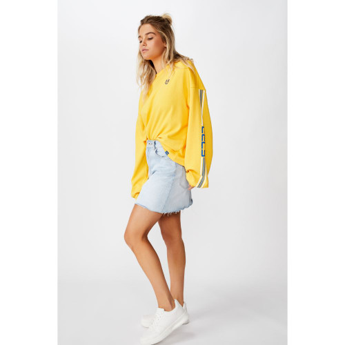 Parramatta Eels 2020 CottonOn Womens Chopped Crew