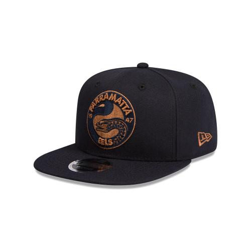 Parramatta Eels New Era 9Fifty Navy Bronze Snapback Cap