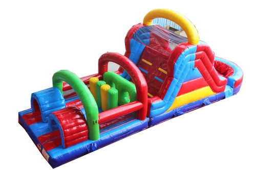 Obstacle Blast