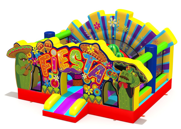 Mexican Fiesta Toddler Game