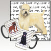 Wheaten Terrier Love Me Mug