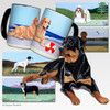 Rottweiler Cutting Board