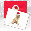 American Cocker Spaniel Puppy Christmas Cards