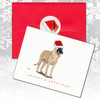 Belgian Malinois Christmas Cards