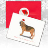 Bloodhound Christmas Cards