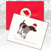 German Shorthair Pointer Christmas Cards