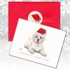 Yellow Lab Puppy Christmas Cards
