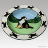 Hand Painted Original Style Rim Bowl-view 2