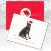 Miniature Pinscher Christmas Cards