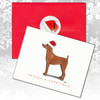Red Miniature Pinscher Christmas Cards