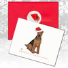 Welsh Terrier Christmas Cards