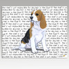Beagle Puppy Cutting Board