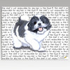 Shih Tzu Puppy Cutting Board