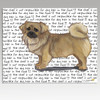 Tibetan Spaniel Cutting Board