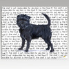 Affenpinscher Message Cutting Board