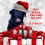 Buck's Holiday Sales Event