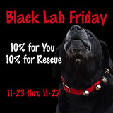 Black Lab Friday is Coming