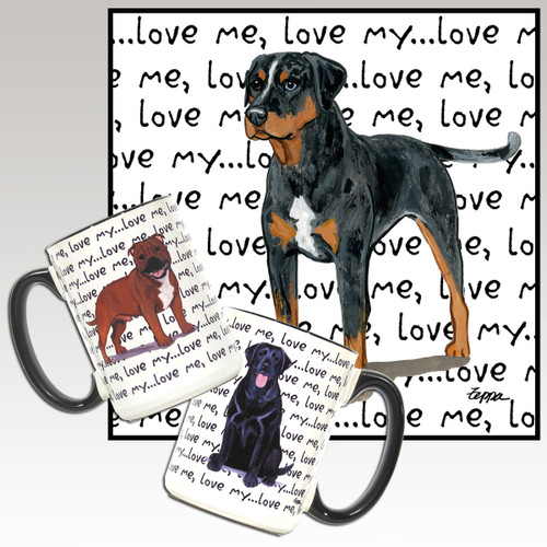 Catahoula Leopard Dog Love Me Mug