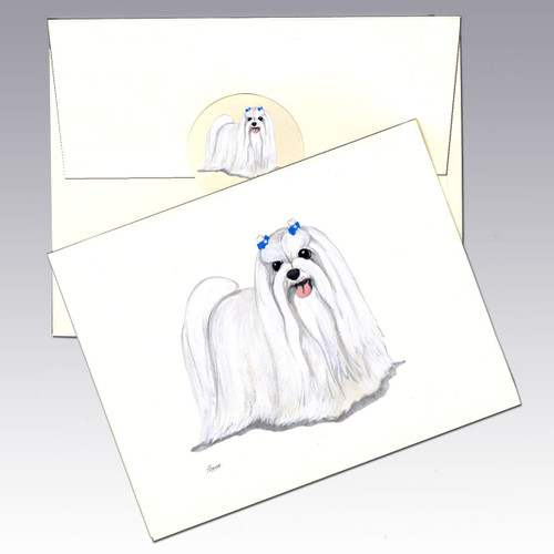 Maltese Note Cards