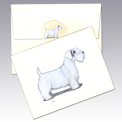 Sealyham Terrier Note Cards