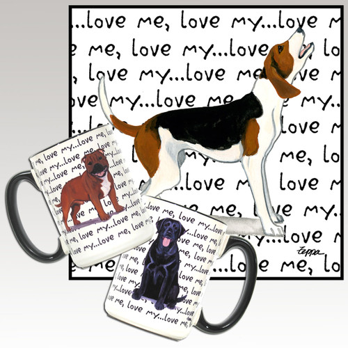 Walker Hound Love Mug