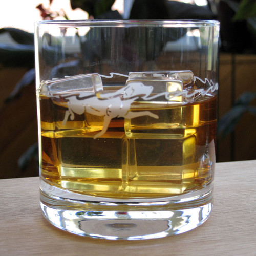 12.75 oz Waterdog Double Old Fashioned Glasses