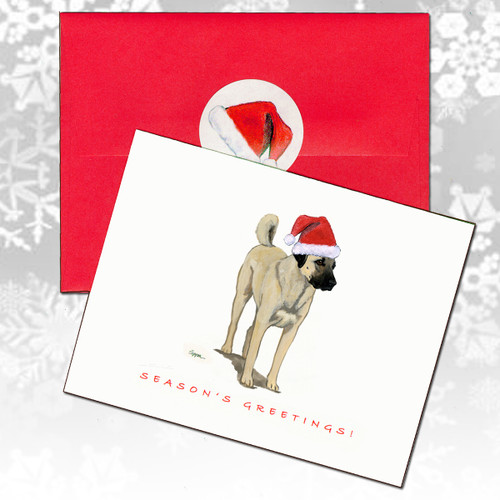 Anatolian Shepherd Christmas Cards