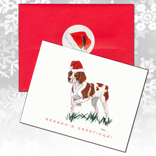 Brittany Christmas Cards