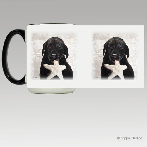 Star Retriever Mug