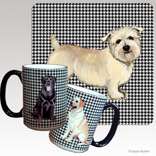 Glen of Imaal Houndzstooth Mug
