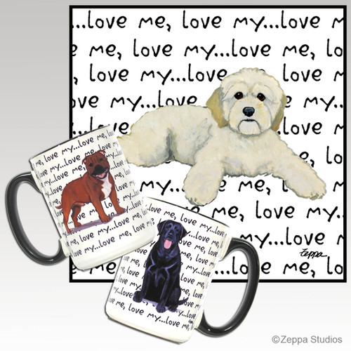 Cockapoo Love Me Mug