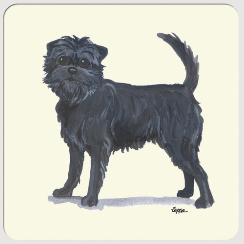 Affenpinscher Beverage Coasters