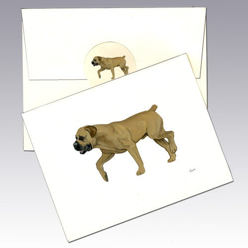 Boerboel Note Cards