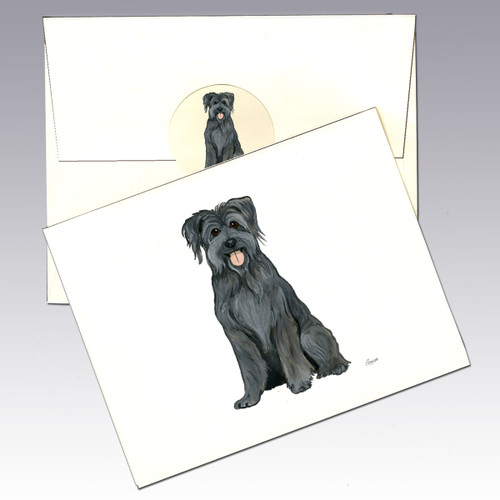 Pyrenean Shepherd Note Cards