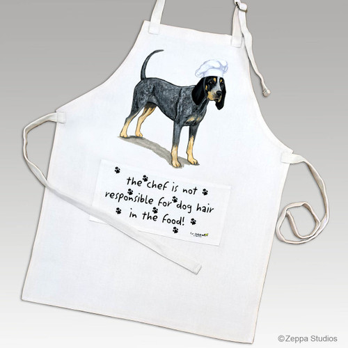 Bluetick Coonhound Apron