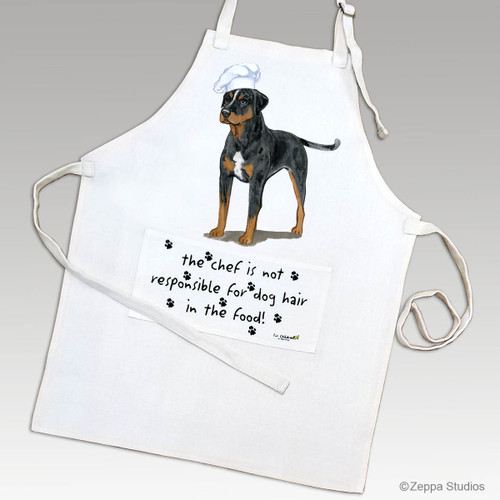 Catahoula Leopard Dog Apron