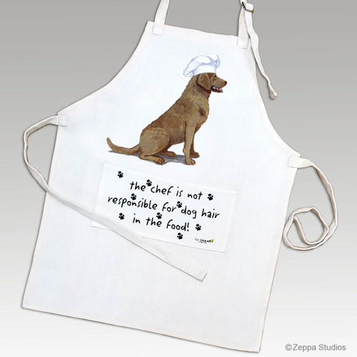 Chesapeake Bay Retriever Apron