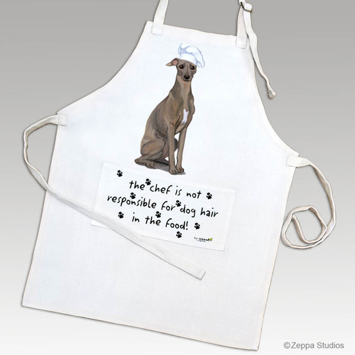 Italian Greyhound Apron