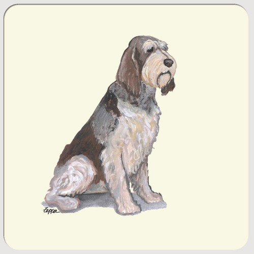 Italian Spinone Beverage Coasters