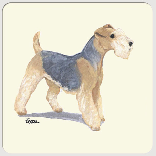 Lakeland Terrier Beverage Coasters
