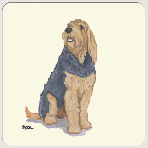 Otterhound Beverage Coasters