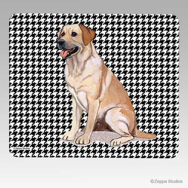Yellow Lab Mouse Pad