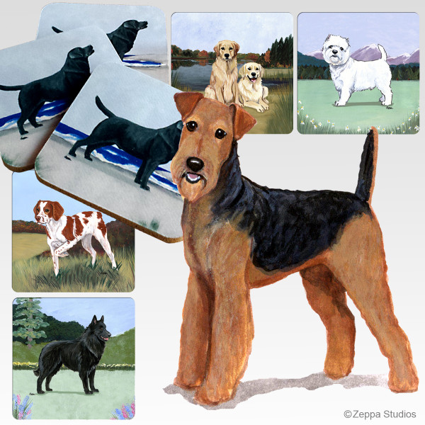 Airedale Scenic Coasters